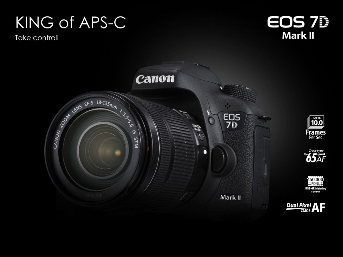 Headline for Canon 7D Mark II, Exciting Features