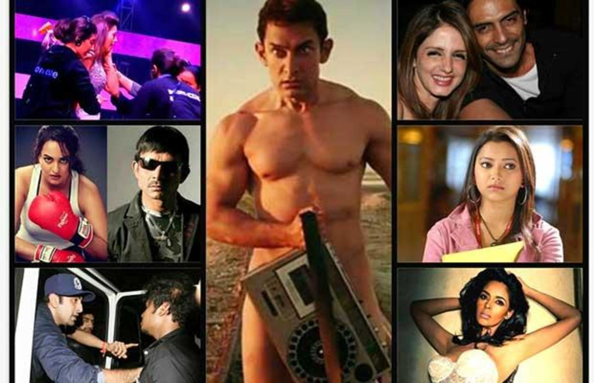 Headline for Bollywood Top Controversies Of 2014