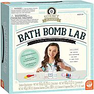 MindWare Bath Bomb Lab
