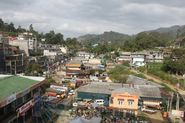 The Town of Bandarawela