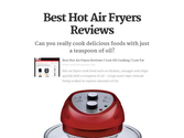 Best Hot Air Fryers Reviews