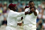 Courtney Walsh (West Indies) 43