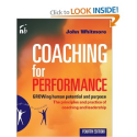 Amazon.com: Coaching for Performance: GROWing Human Potential and Purpose - The Principles and Practice of Coaching a...