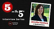 5 on the 5th Interview: Jennifer Hanford - ME Marketing Services, LLC