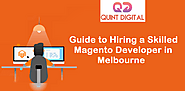 Guide to Hiring a Skilled Magento Developer in Melbourne, Sydney and Brisbane | by Quintdigital | Mar, 2021 | Medium