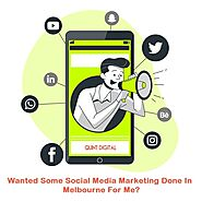 Wanted Some Social Media Marketing Agency In Melbourne Done For Me