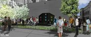 Local Art Teacher Chosen to Design 22nd and Market Memorial