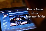 How To Access The Steam Screenshots? Some Simplest & Easiest Methods