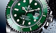 Replique Montre Rolex Submariner 116610LV Incredible Hulk