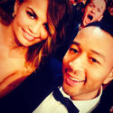 Neil Patrick Harris, John Legend and Chrissy Tiegen