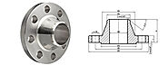 Stainless Steel Weld Neck Flanges Manufacturer - Akai Metals
