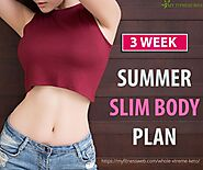 Tips For Under 3 Weeks Work Slim Body!