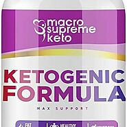 Macro Supreme Keto Review - Fast & Natural Way To Burn Fat