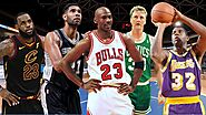 Top 10 Greatest NBA Players All Time - Axearo Top 10 - Axearo Top 10