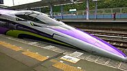 Top 10 Fastest Trains In The World - Axearo Top 10