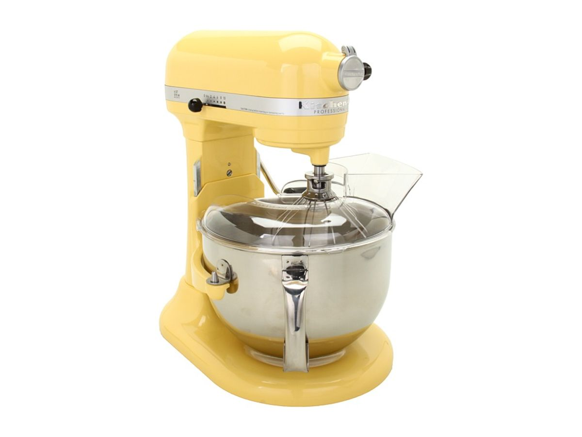 Headline for KitchenAid Professional 600 Stand Mixers