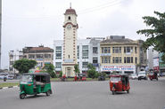 The Khan Clock Tower