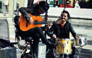 The Buskers of Melbourne