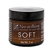 Nature'sRepair Soft Skin Conditioner - Natural and Organic Foot and Body Care Cream