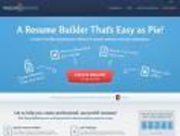 Resume Builder with free recipes of Winning Resumes | Resumebaking