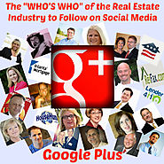 Who to Follow on Google+ For Real Estate