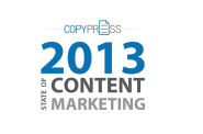 2013 State of Content Marketing - White Paper
