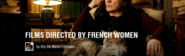 Films Directed by French Women - Movie List