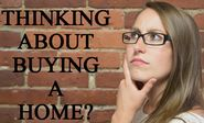 Thinking About Buying a Home? Consider This Advice