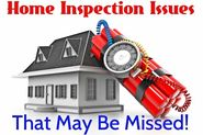 Home Inspection Issues Your Inspector May Miss