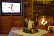 Watch a movie or TV at home for New Year's Eve?