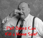 Pet Odors Can Kill a Home Sale