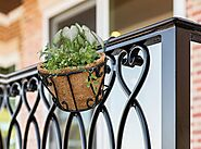 Pot Stand For Balcony | Balcony Pot Stand | Plant Stand For Balcony India
