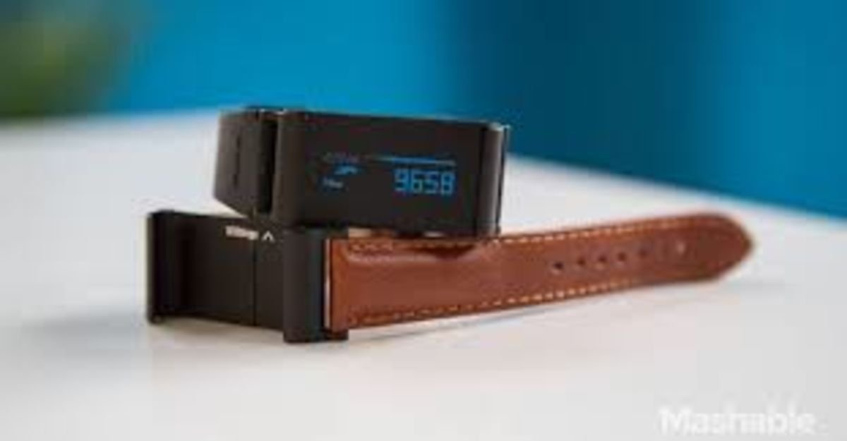 Headline for The Best New Fitness Tracker / Trackers Reviews Of 2015