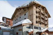 Chalet Hotel Aiguille Percee Tignes
