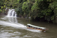 River Kwai Tour including Long-tail Boat