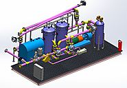 Piping Design Engineering and P&ID Drafting Services