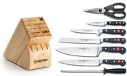 Feel The High Class Chopping Through Chef Knife Sets