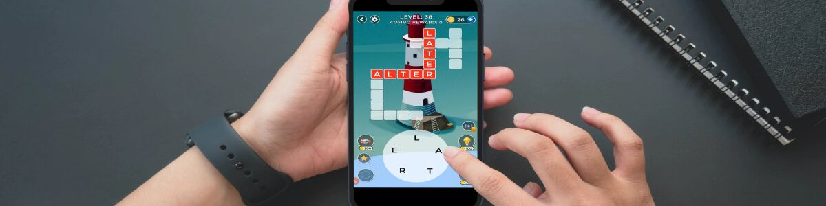 Headline for Top Free Android Word Games Apps