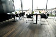 Engineered Wood flooring Installation and Restoration for Offices