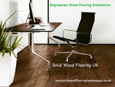 Engineered Wood Flooring Installation Services Provider