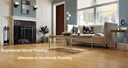 Engineered wood flooring show better resistance to termites