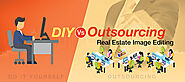 How to choose between DIY and outsourcing real estate image editing?