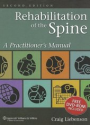 *Liebenson, C. : Rehabilitation of the spine : a practitioner's manual