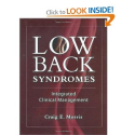 +Morris, C. E.: Low back syndromes : integrated clinical manag.: McGraw-Hill Medical, 2005