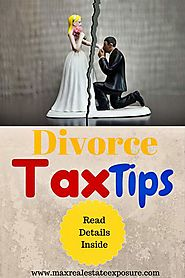 Advice For Divorcing Homeowners Regarding taxes