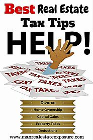 Great Real Estate Tax Tips Explained