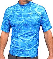 Best Swim Shirts for Men - UV Sun Shirts Reviews | Listly List