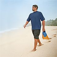 Loose Fit 5XL Swim Shirts for Men - Affordable & Comfortable