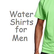 Best Water Shirts for Men - Big and Tall XXL 3XL 4XL 5XL - Swim Shirt Reviews