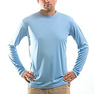 Best Mens Long Sleeve UV Swim Shirt xl xxl 3xl 4xl 5xl on Flipboard